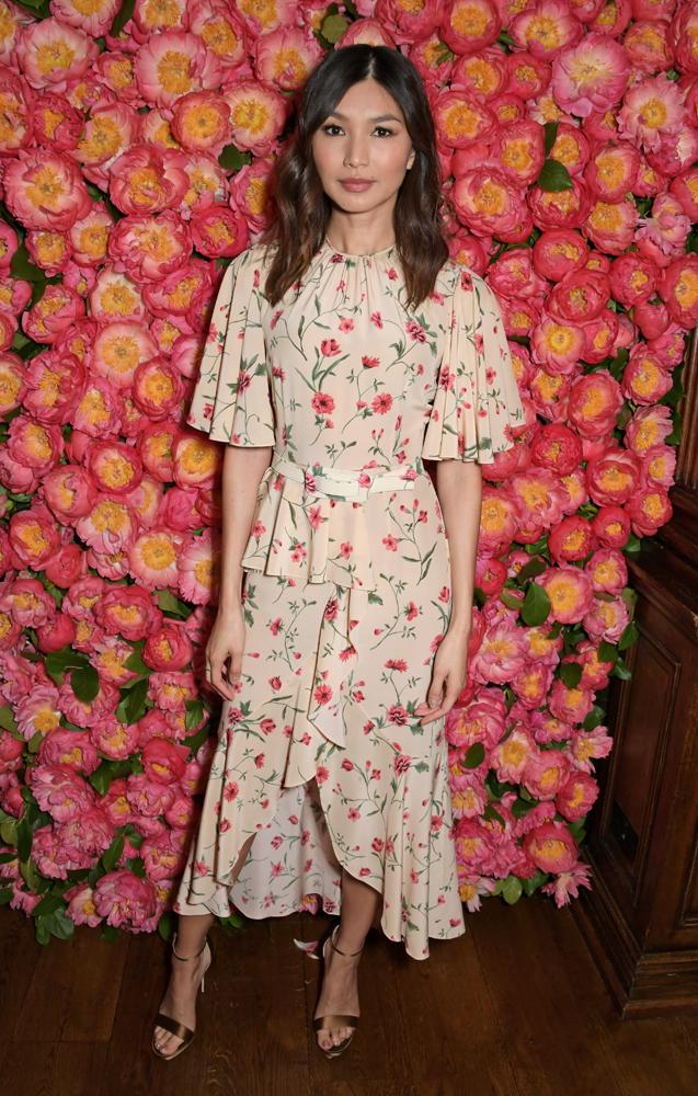 Gemma Chan Wardrobe