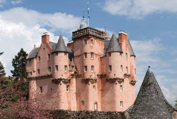 scottish fairytale locations