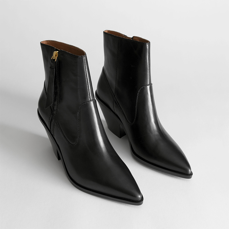 Other Stories Western Boots
