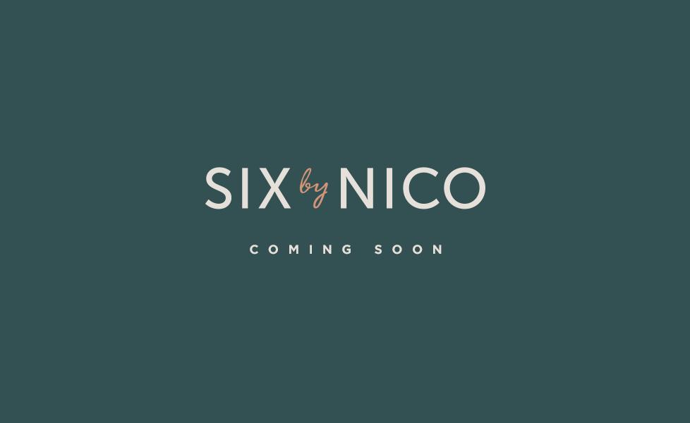 six by nico big apple menu