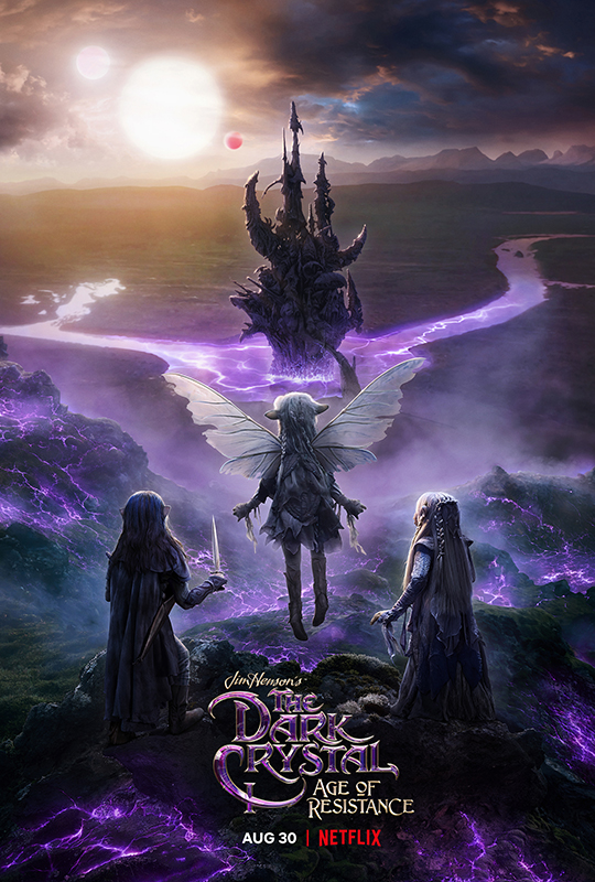 The Dark Crystal TV Shows To Binge