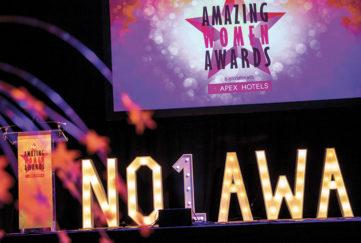No.1 Amazing Women Awards 2020