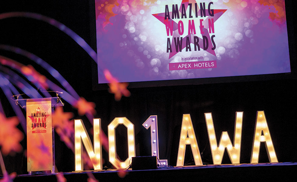 No.1 Amazing Women Awards 2020