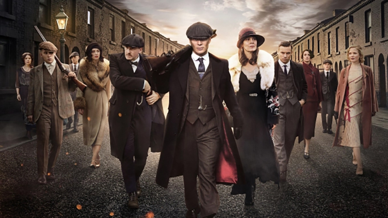 Peaky Blinders TV Shows To Binge