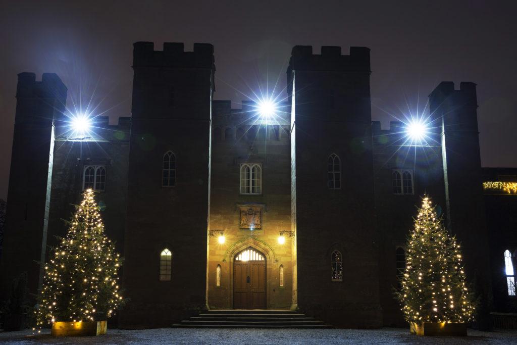 Scone Palace Christmas