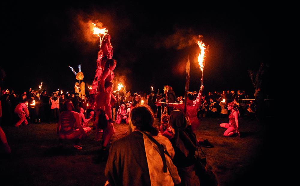 halloween events Scotland 2019