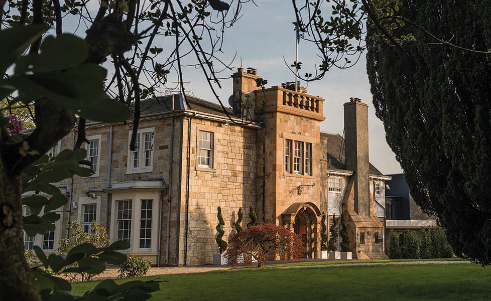dalmeny park house hotel review