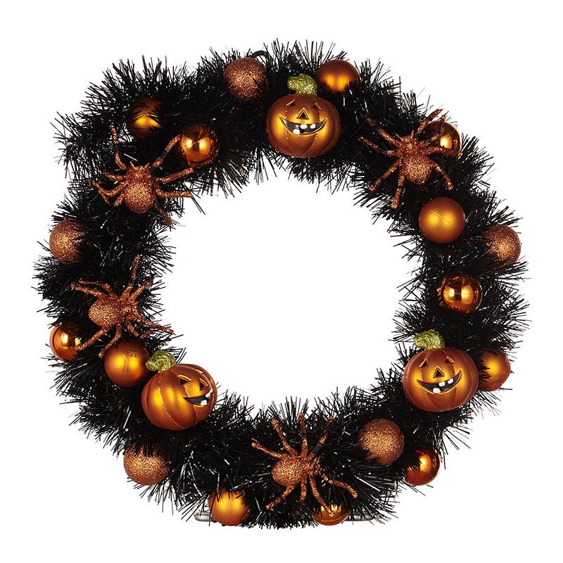john lewis halloween wreath