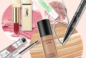 make-up bag essentials