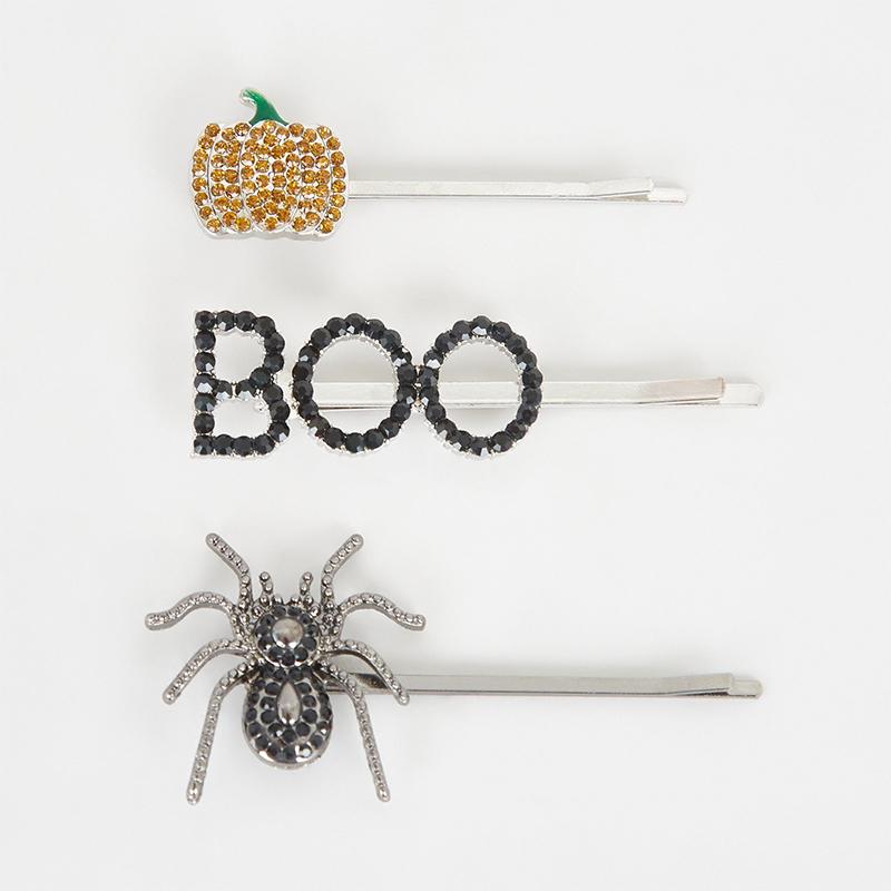 new look Halloween hair clips
