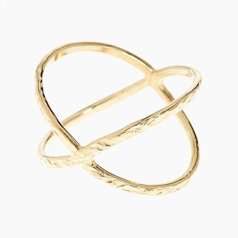 Emma Willis Next gold ring