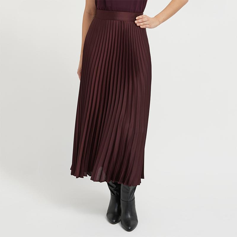 Emma Willis Next pleated midi skirt
