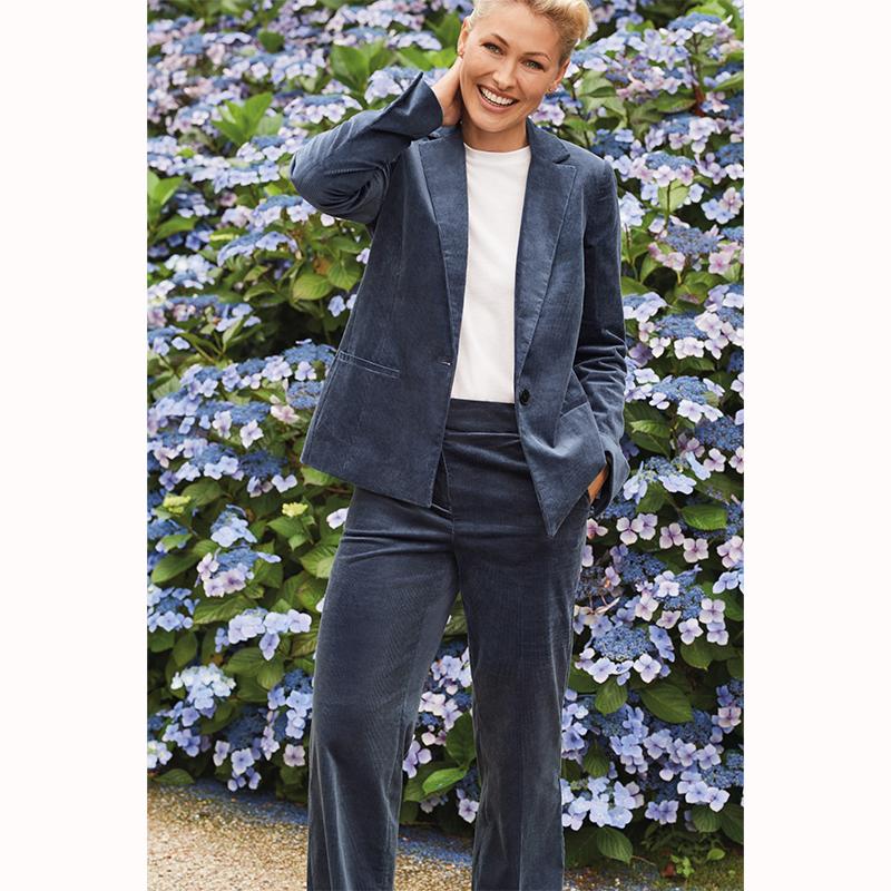 Emma Willis Next cord suit