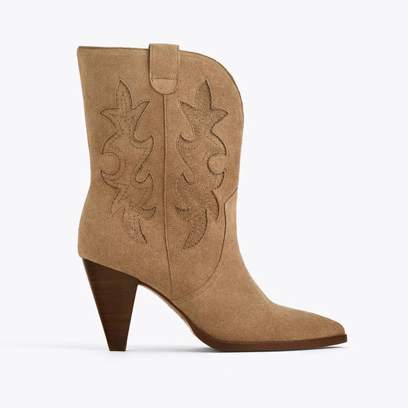 uterque cowboy boots