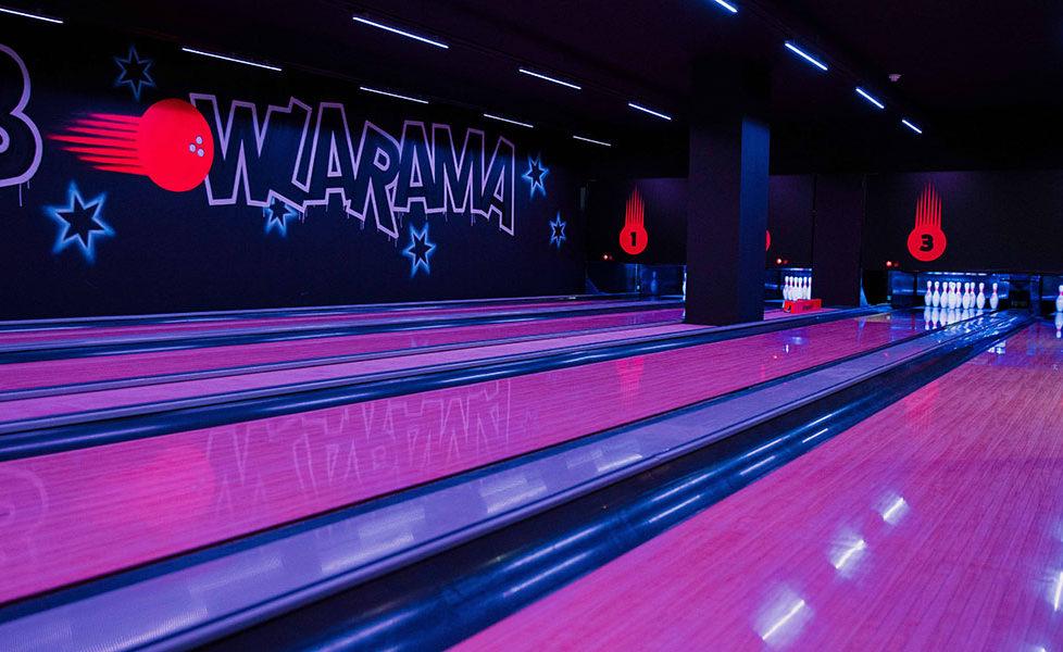 Glasgow Bowling, Bowlarama, Glassford Street
