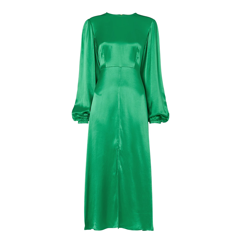 Kitri Green Dress