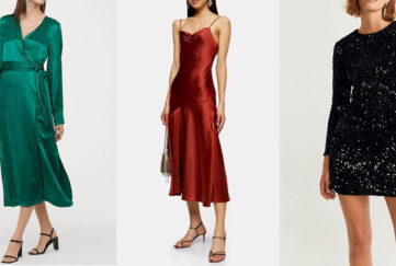 No.1 Christmas Party outfits