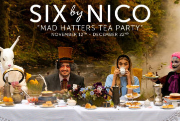 Six By Nico: Mad Hatter's Tea Party