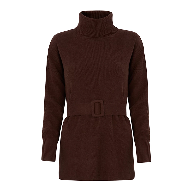 Kitri brown jumper