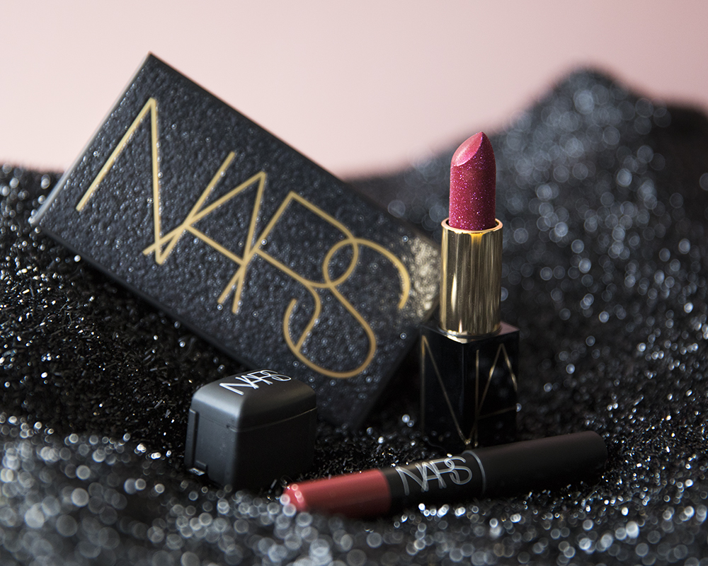 NARS Festive Make-up