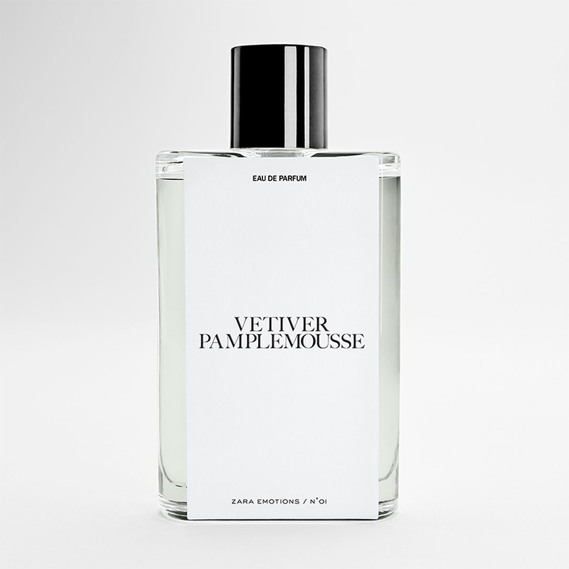 Vetiver Pamplemousse Zara Jo Loves