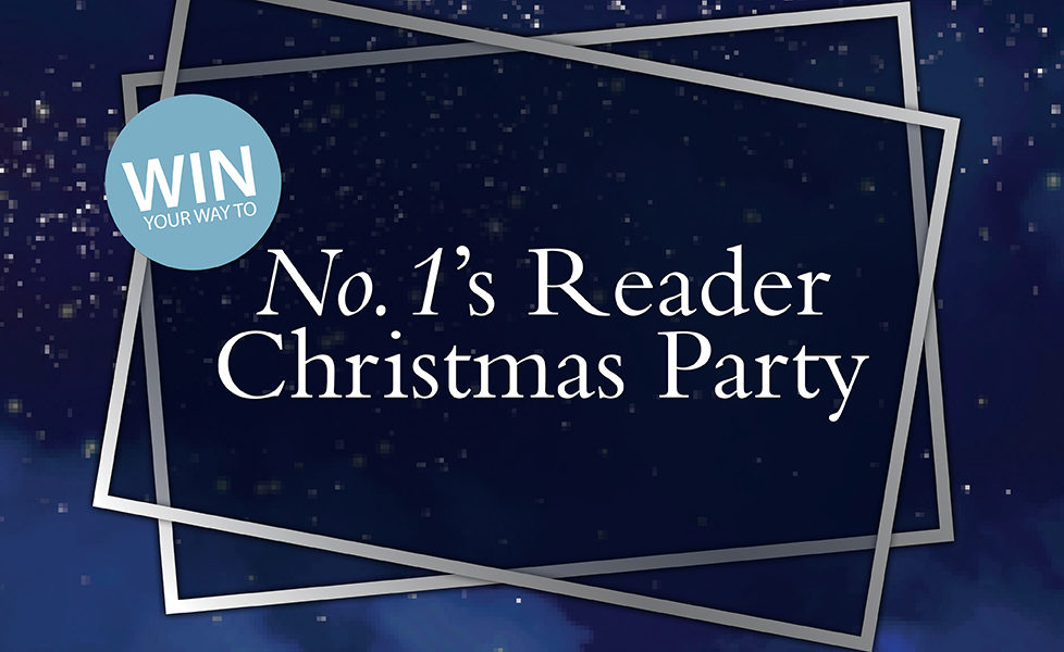 no.1 christmas party competition