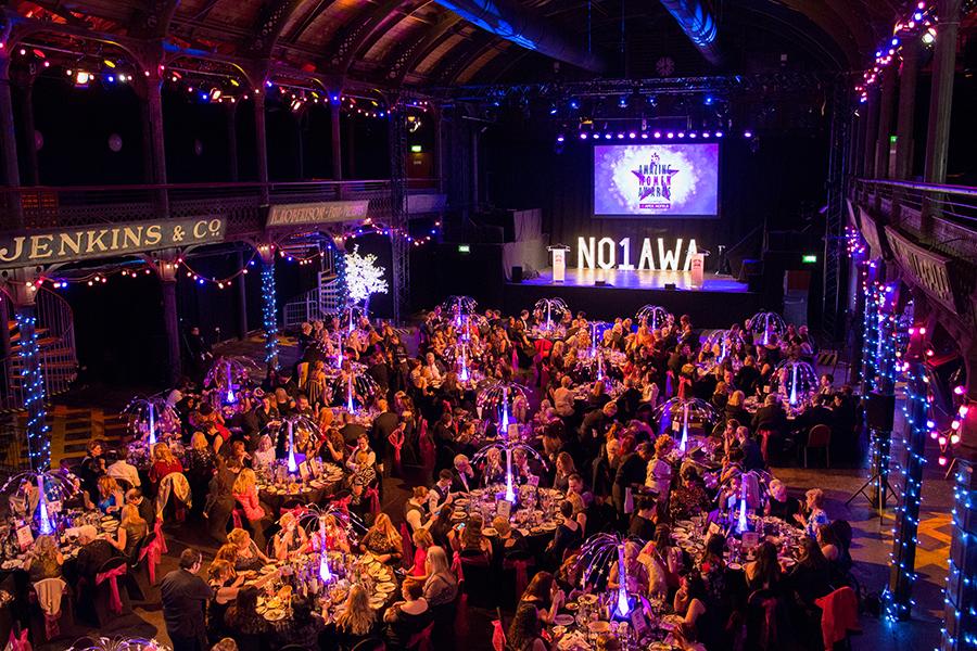 No.1 Amazing Women Awards