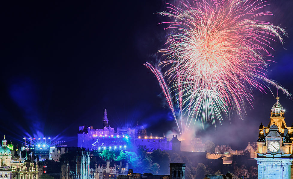 Hogmanay Events Scotland 2019