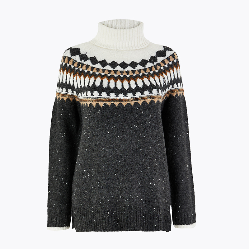 Marks and Spencer Fair Isle Jumper