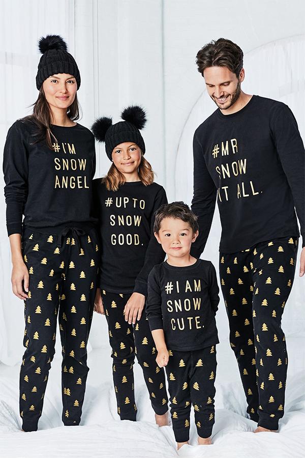 Next slogan pyjamas