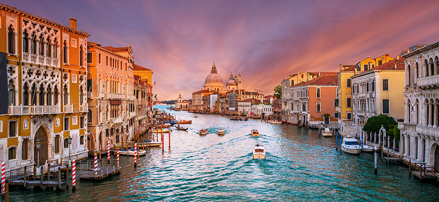Venice Italy. Fly Direct From Scotland