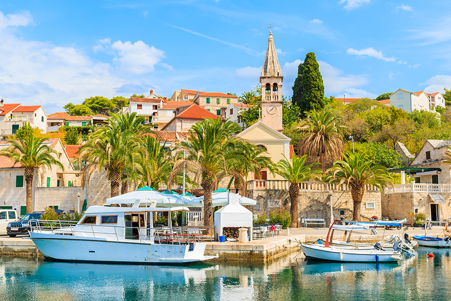 Croatia. Fly Direct From Scotland