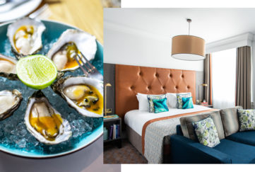 Glasgow Hotel and Dinner Competition