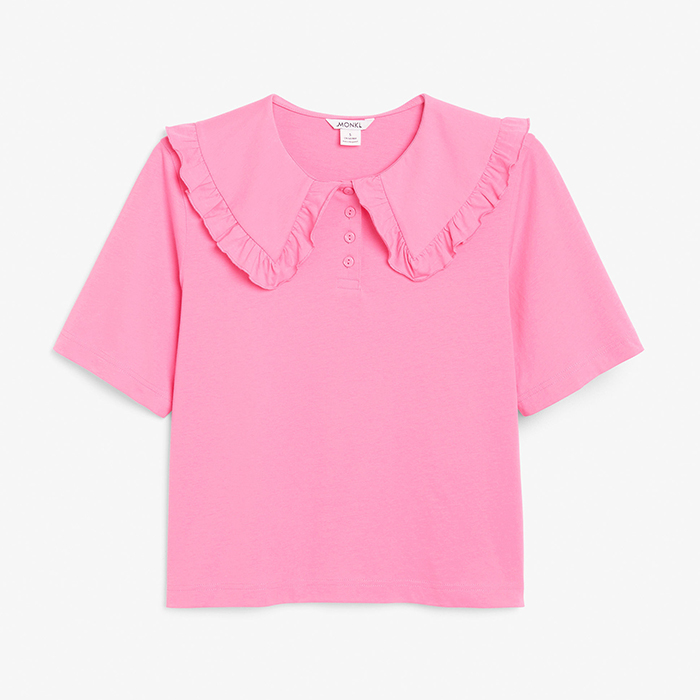 monki oversize collar, Oversize Collar Trend