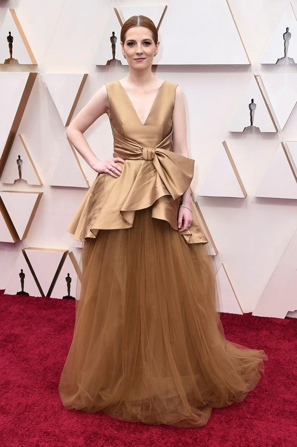 krysty wilson-cairns Oscars Red Carpet