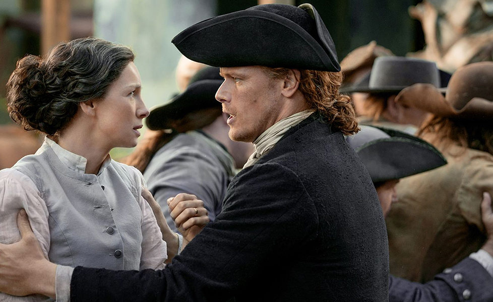 Outlander Season 5, Claire and Jamie