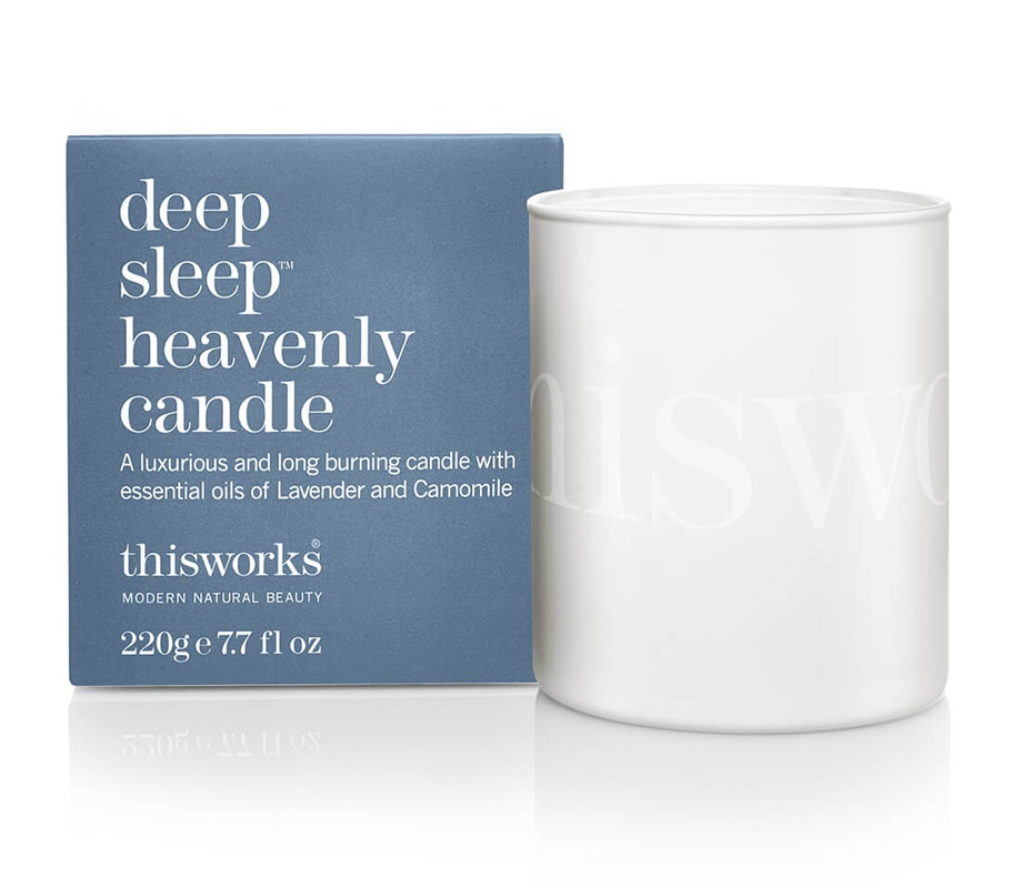 this works heavenly candle