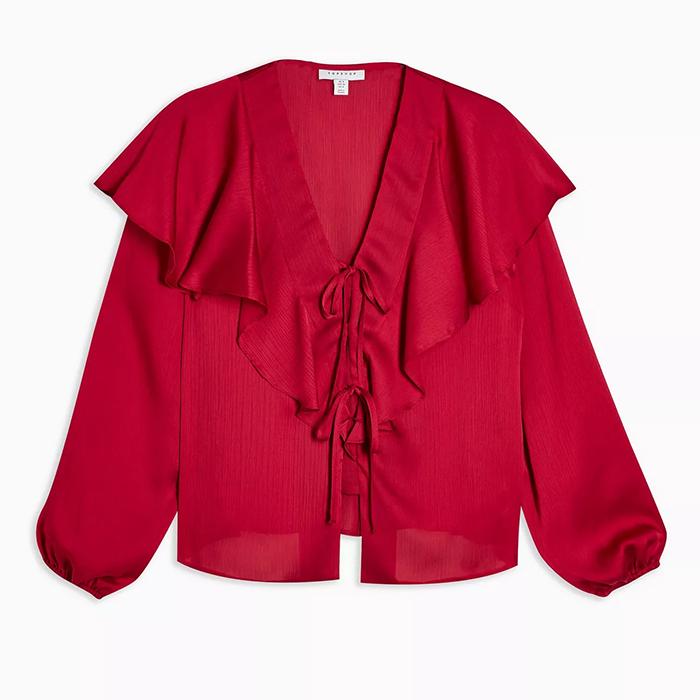 topshop oversize collar, Oversize Collar Trend
