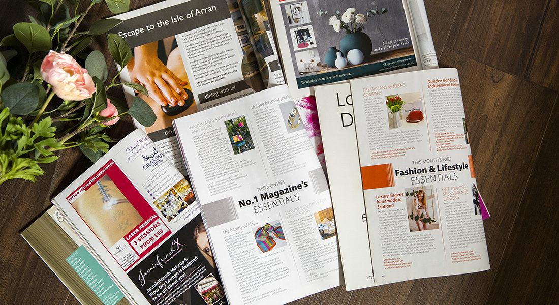no.1 magazine advertisers