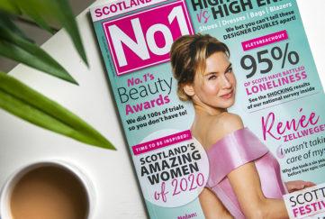 No.1 magazine online