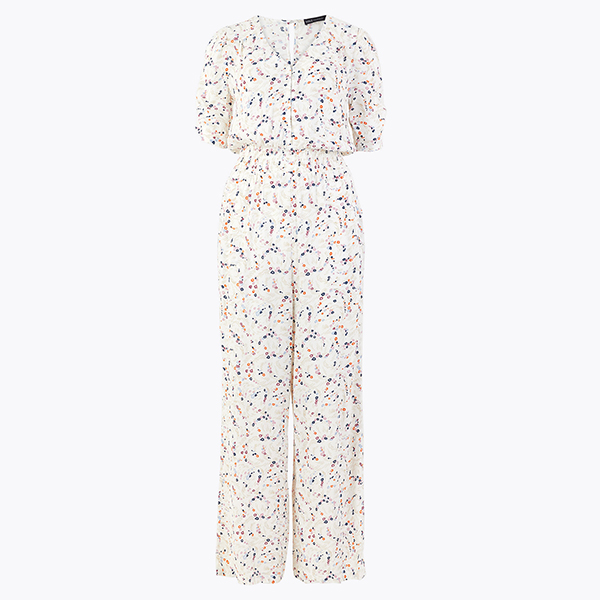 Marks And Spencer Ditsy Print Jumpsuit