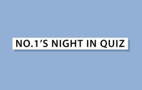 No.1's Night In Quiz
