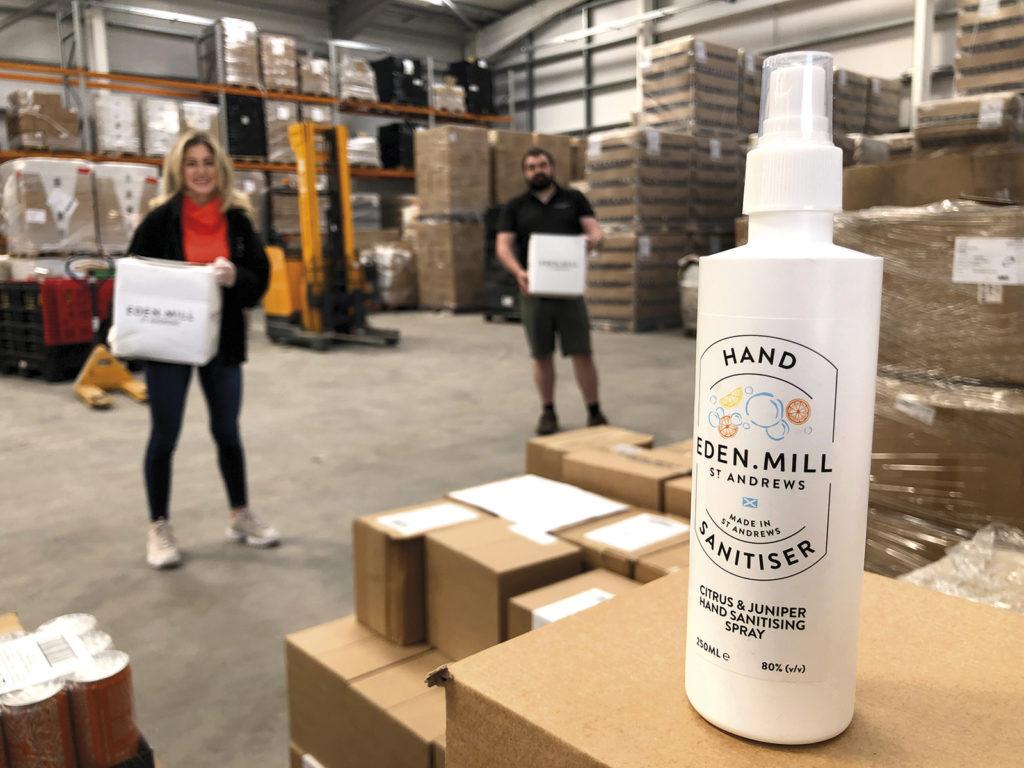 Eden Mill Hand Sanitiser