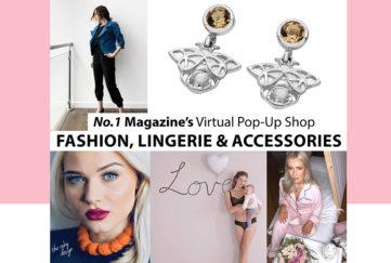 No.1's Virtual Shop Fashion