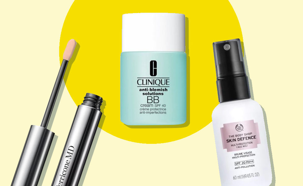 Great SPF Make-Up Products