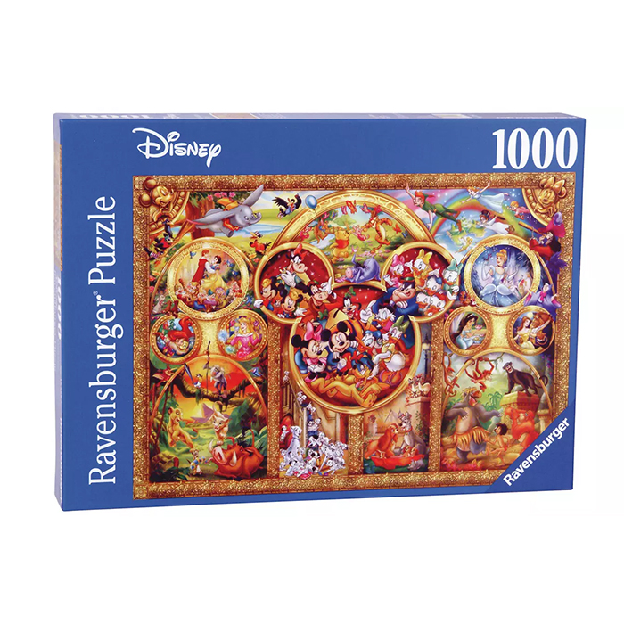 Disney Jigsaw For Adults
