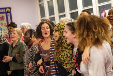 Joyous Choir Maryhill Interview
