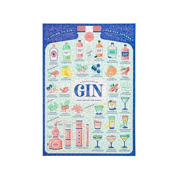 Gin Jigsaw