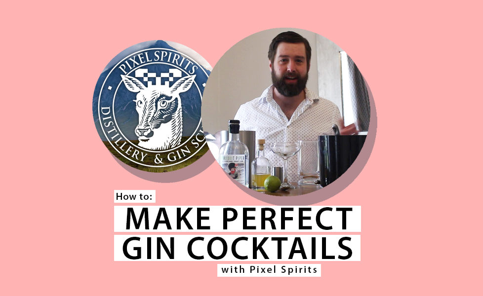 Pixel Spirits Cocktail Tutorial