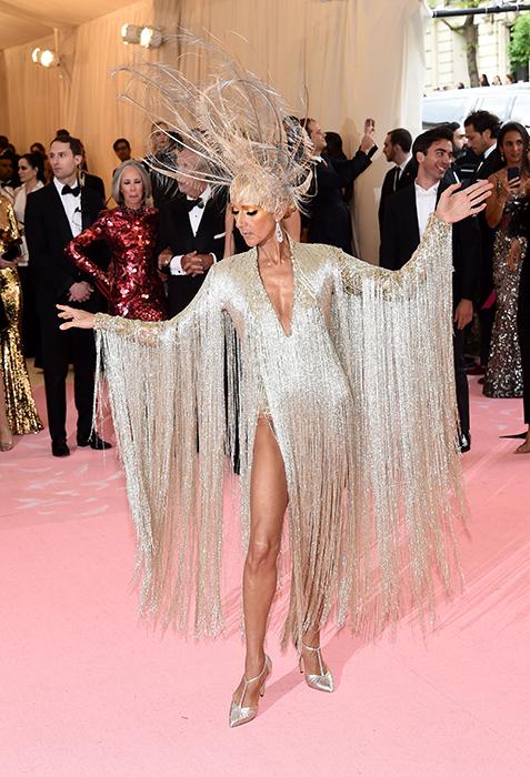 Celine Dion 2019 Met Gala